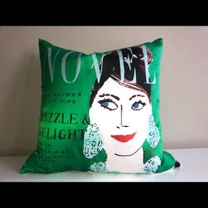 Kate Spade Silk Pillow